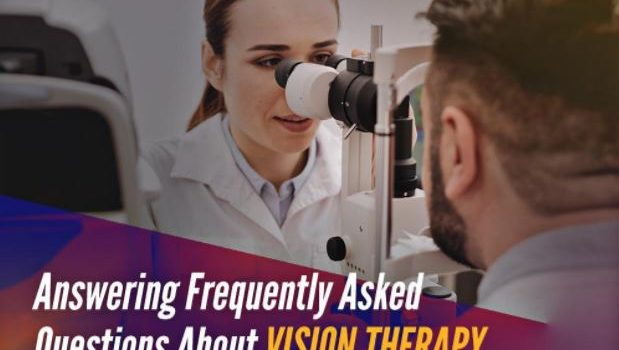 Answering Frequently Asked Questions About Vision Therapy